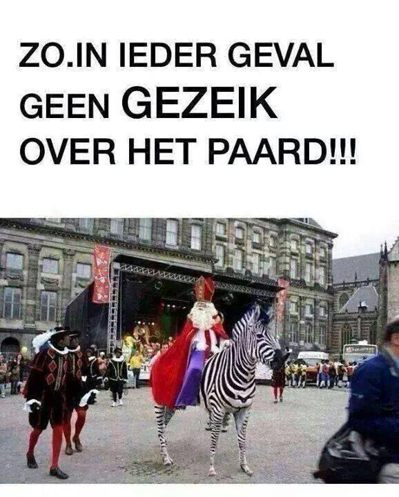 sint zebra
