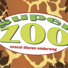 Super Zoo - spelletjes voor onderweg
